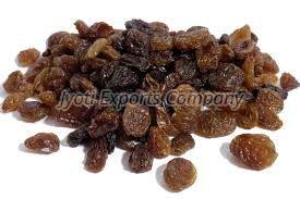 Sweet Brown Raisins