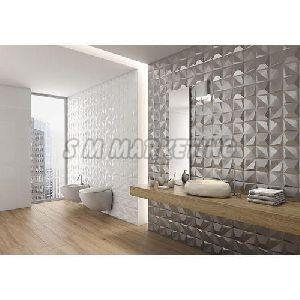 3D Amazing Bathroom Wall Tile