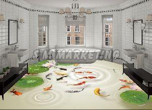 Decorative Floor Tile