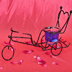 Rickshaw Gel Candle Stand