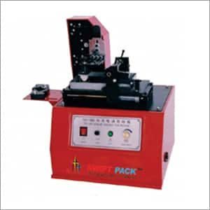 PAD Printer Machine