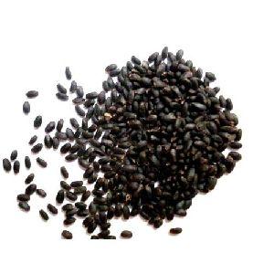Dried Basil Seeds