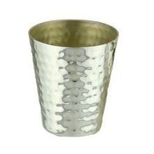 Copper silver shot glass