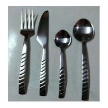 Dinnerware Stainless Steel Designer Cutlery Set