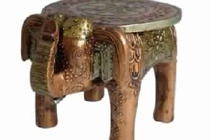 Home Decoratives wooden elephant