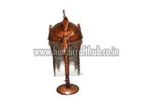 Iron Handcrafted Decorative Topa Table Lamp