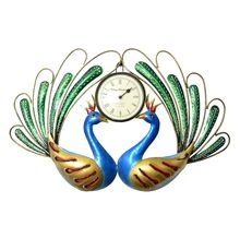 New Year Gift Handmade Home Decorative Two Peacock