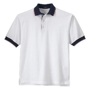 Mens Plain Polo T-Shirts