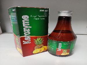 Kerozyme Syrup