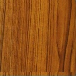 Brown Teak Wood