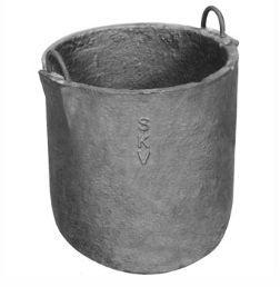 Metal Crucible