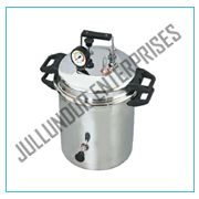 AUTOCLAVE PORTABLE STAINLESS STEEL PRESSURE COOKER TYPE