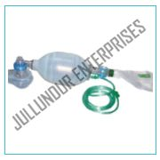 RESUSCITATOR ADULT WITH POP-OFF VALVE