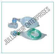 RESUSCITATOR ADULT WITHOUT POP-OFF VALVE