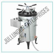 Triple Wall Double Chamber Autoclave