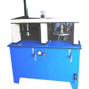 Automatic Mild Steel Plate Making Machine