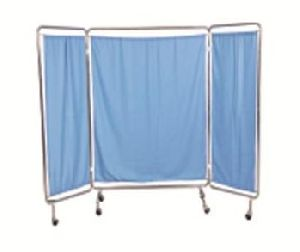 Bed Side Screen Tri Fold