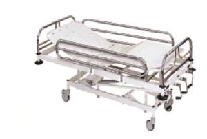 Classic Motorized 5 Function ICU Bed