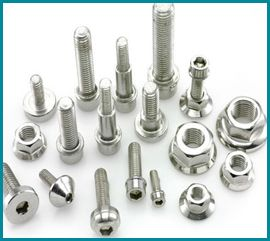 Hastelloy Alloy Fasteners