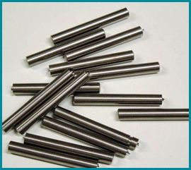Tantalum Round Bars and Rods