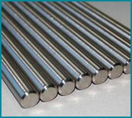 Titanium Alloys Round Bars