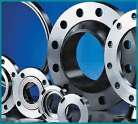 Titanium And Titanium Alloys Flanges