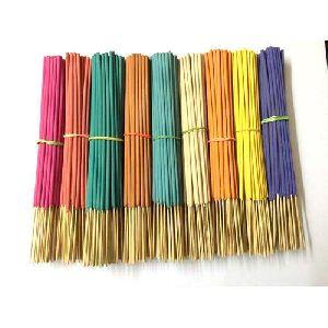 Multicolor Incense Sticks