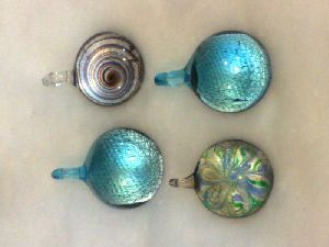 Colorful Glass pendants