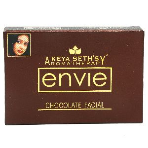 Envie Chocolate Facial Kit