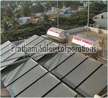 Industrial Flat Plate Solar Thermal Water Heater