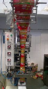 Vertical FFS Pneumatic Packing Machine with Nitrogen Flushing