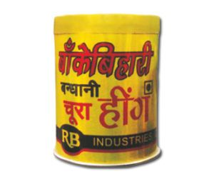 Bankey Bihari Yellow Asafoetida Powder
