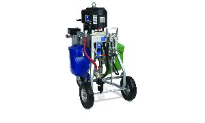HF PLURAL-COMPONENT SPRAYERS