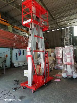 Double Mast Aerial Work Platforms 07