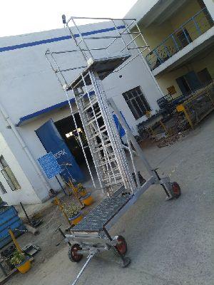 Double Mast Aerial Work Platforms 09