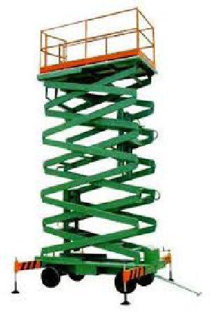 Hydraulic Scissor Lift Platforms 08