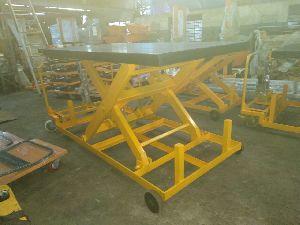 Hydraulic Scissor Lift Platforms 10