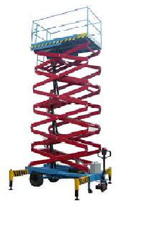Hydraulic Scissor Lift Platforms 12