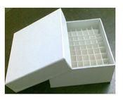 Cardboard Vial Box