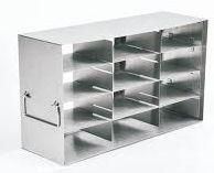 UE-ALHSAR-2ML-10 Horizontal Side Access Freezer Rack