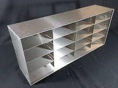 UE-ALHSAR-2ML-14 Horizontal Side Access Freezer Rack