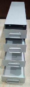 UE-ALHSR-2ML-04 Aluminum Horizontal Sliding Rack