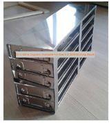 UE-SSHSR-2ML-07 Stainless Steel Horizontal Sliding Rack