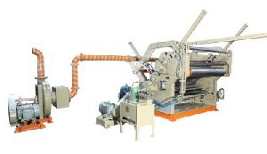 Double Profile Single Facer Machine