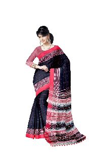 Woven Cotton Saree