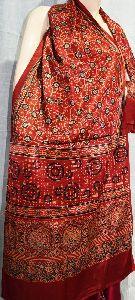 Woven Linen Shawls