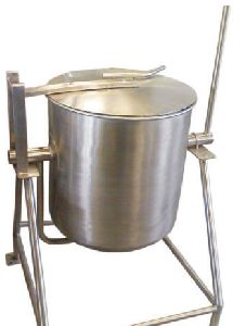 Industries Silver Bulk Rice Cooker