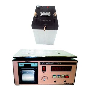 Digital Printer Fuel Average Tester