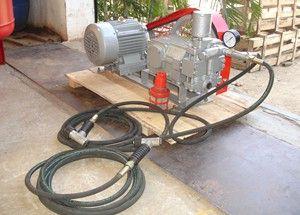 High Pressure Triple Plunger Vehicle Washer