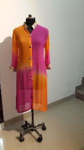 Double Shaded Kurti
